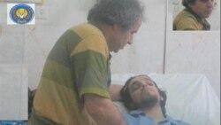 بیانیه دیده بان حقوق بشر درباره کبودوند و احمدی امویی