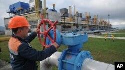 stacioni i ukrainas i gazit në Volovets