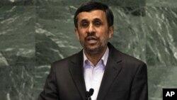 El presidente de Irán habló también en la ONU este lunes.