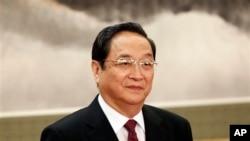 俞正聲 (資料圖片)