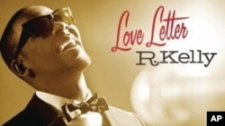 "R. Kelly's ""Love Letter"" CD"