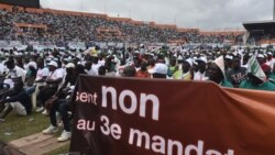 """""""Nous sommes dans une situation tendue"""", selon le journaliste Jean Melaine Bitty"""