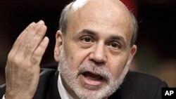 Shugaban babban bankin Amurka, Ben Bernanke