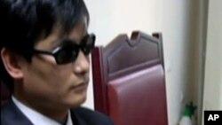 Luật sư khiếm thị Trung Quốc Trần Quang Thành