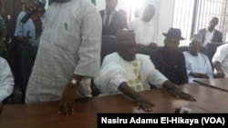 ABUJA: Modu Sheriff ya tare a ofishin PDP