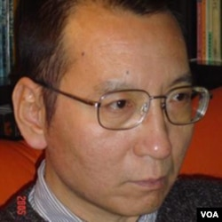 Liu Xiaobo tengah menjalani hukuman penjara 11 tahun sejak Desember lalu.