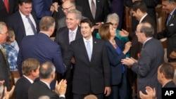 Tân Chủ tịch Hạ viện Paul Ryan là vị chủ tịch trẻ nhất được bầu lên từ hơn 100 năm nay.