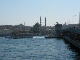 土耳其伊斯坦布尔一景(美国之音申华拍摄)