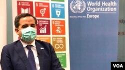 Fabio Scano, šef Ureda Svjetske zdravstvene organizacije (WHO) u BiH