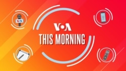 VOA This Morning 5 April 2021