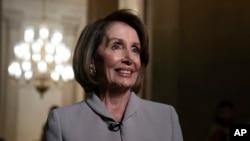 Bà Nancy Pelosi là người phụ nữ duy nhất từng nắm giữ chức vụ Chủ tịch Hạ viện Hoa Kỳ.