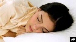 هفت ساعت خواب در شبانه روز تاثیر به سزا بر سلامتی بدن دارد.