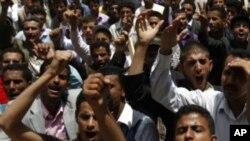 یمن: فوج نے مظاہرین پر فائر کھول دیا