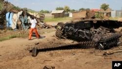 Sudani y'Ubumanuko: Ibisigarira vy'ibigwanisho mu ntambara yahuje Reta hamwe n'abagwanyi