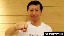 中國維權律師唐吉田( 博訊網圖片)
