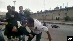 فهڕهنسـا و ئهڵمانیا داوا له یهکێتی ئهوروپا دهکهن سزا بهسهر ڕێبهرانی سوریادا بسهپـێنرێت