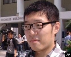 港大學生張浩晨:校長聲望下跌,去職決定並不意外。