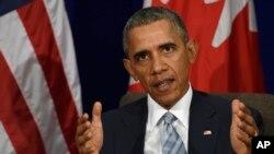 ولسمشر اوباما وویل امریکا به د خپلو ملګرو هېوادونو سره په ګډه د ترهګرۍ ضد اقدامات زیات کړي.