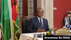 Úmaro Sissoco Embaló, Presidente da Guiné-Bissau, 30 Dezembro 2020