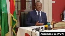 Úmaro Sissoco Embaló, Presidente da Guiné-Bissau, 30 de Dezembro de 2020