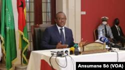 Úmaro Sissoco Embaló, Presidente da Guiné-Bissau, 30 de Dezembro 2020