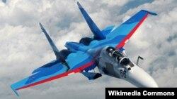 Máy bay chiến đấu Sukhoi Su-30.