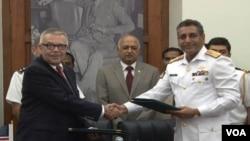 توافقنامه انتقال اکمالات ناتو
