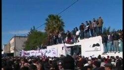 Angry Tunisians Mourn Slain Opposition Leader