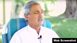 پاکستان تحریک انصاف کے راہنما جہانگیر ترین