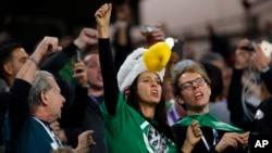 APTOPIX Eagles Patriots Super Bowl Reax Football