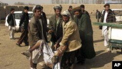 انفجارات در شمال و جنوب افغانستان