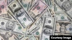 미국의 달러화 (자료사진)