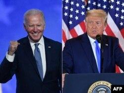 Biden - Trump