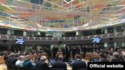 """Brüsseldə """"Şərq tərəfdaşlığı"""" sammiti açılıb"""