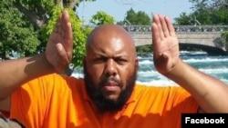 استیو استیونز ۳۷ ساله، بعد از محاصره توسط پلیس خود را کشت.
