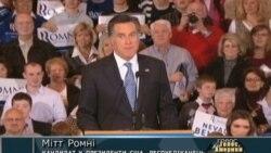 Міт Ромні здобув перемогу у штаті Невада