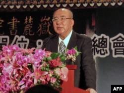 吴伯雄,国民党荣誉主席