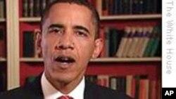 奥巴马每周讲话:医改将帮助小企业