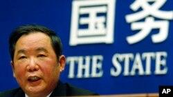 中国政协负责宗教民族事务的官员、原中国统战部副部长朱维群(资料照片)
