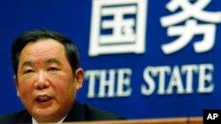 中国政协负责宗教民族事务的官员、原中国统战部副部长朱维群(资料照)