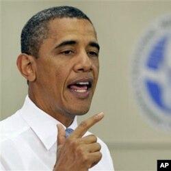 奧巴馬總統的支持度有所下降,主要原因是選民認為經濟復甦不佳