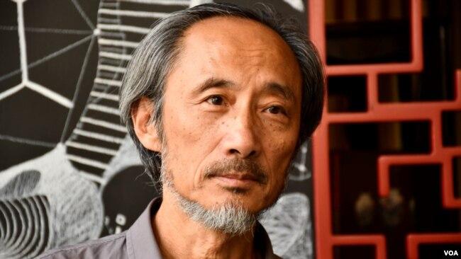 中国流亡异见作家马建 谈习近平中国梦对世界的影响