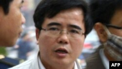 Luật sư nhân quyền Lê Quốc Quân