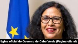 Maritza Rosabal, ministra da Educação de Cabo Verde