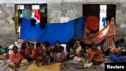 Hơn 1 triệu người đã di tản đi nơi khác trước khi bão tới.