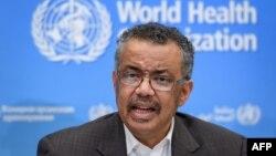 تدروس آدهانوم، رئیس سازمان جهانی بهداشت
