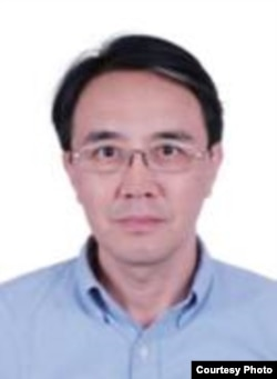清华大学公共健康研究中心主任景军教授 (图片来源: 景军教授)
