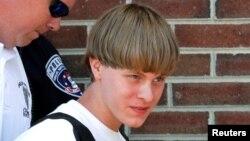 Dylan Roof, auteur de la pire tuerie raciste de l'histoire récente aux Etats-Unis le 17 juin 2015.