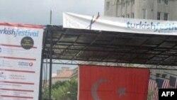 Washington'daki Türk Festivali Yine Büyük İlgi Gördü