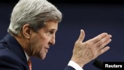 Ngoại trưởng John Kerry cho biết các quan sát viên Mỹ và Nga sẽ họp tại Geneve và Amman ngày hôm nay.